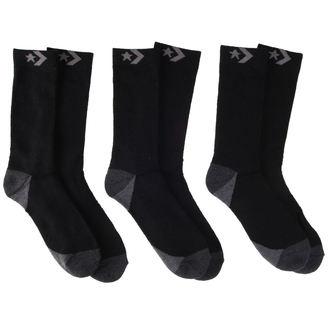 Socken CONVERSE - 3-pack - BLK - E147B