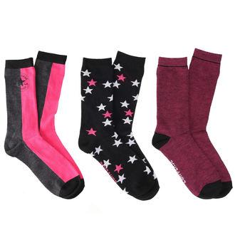 Socken CONVERSE - 3-pack - E487P