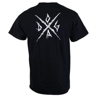 Herren T-Shirt DOGA - Heavy - schwarz, Doga