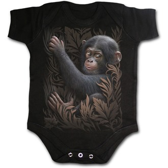 Baby Body  SPIRAL - Monkey Business - schwarz, SPIRAL