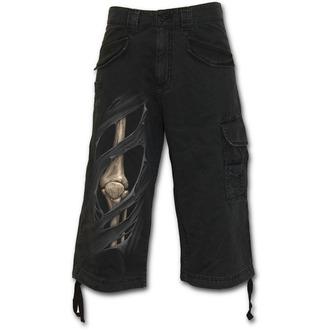 Männer Shorts SPIRAL - Bone Rips - Schwarz, SPIRAL