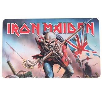 Platzdeckchen IRON MAIDEN, ROCK OFF, Iron Maiden