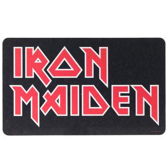 Platzdeckchen IRON MAIDEN - Logo, NNM, Iron Maiden