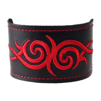Armband Tribal - rot, BLACK & METAL