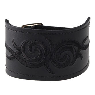 Armband Tribal- schwarz- BWZ-498, BLACK & METAL