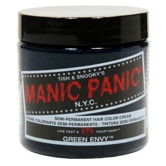 Haar Farbstoff MANIC PANIC - Classic - Green Envy, MANIC PANIC