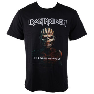 Herren T-Shirt IRON MAIDEN - BOOK OF SOULS - Amplified, AMPLIFIED, Iron Maiden