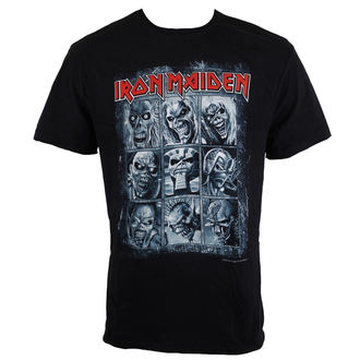 Herren T-Shirt IRON MAIDEN - EDDIES - Amplified, AMPLIFIED, Iron Maiden