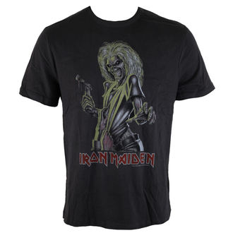 Herren T-Shirt IRON MAIDEN - KILLER - Amplified, AMPLIFIED, Iron Maiden