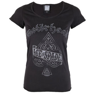 Damen T-Shirt Mötorhead - Ace Of - Amplified - AV601AOS