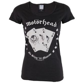Damen T-Shirt Mötorhead - Ace - Amplified - AV601ACA