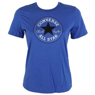 Damen T-Shirt CONVERSE - Core Solid - 10001124-484