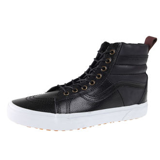 Herren Schuhe VANS - SK8-HI 46 MTE - Pebble Leather, VANS