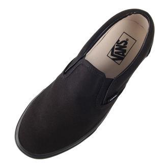 Herren Sneakers VANS - CLASSIC SLIP-ON - schwarz / schwarz - VEYEBKA