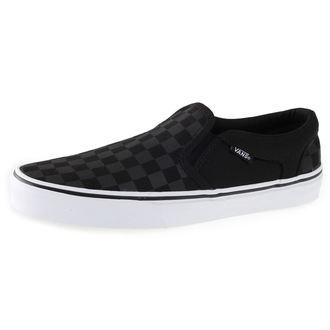 Herren Sneakers VANS - Aher (Chkrs) - schwarz / schwarz, VANS