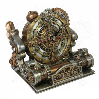 Uhr (Dekoration) ALCHEMY GOTHIC - Time Chronambulator, ALCHEMY GOTHIC