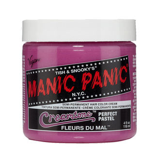 Haar Farbstoff MANIC PANIC - Classic - Fleurs du mal, MANIC PANIC