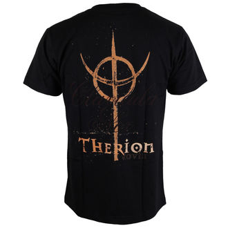 t-shirt metall männer Therion Vovin CARTON K_726, CARTON, Therion