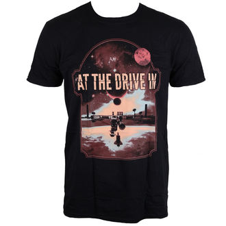 Herren T-Shirt At The Drive In - Eclipse- Eclipse - schwarz - LIVE NATION, LIVE NATION, At The Drive-In