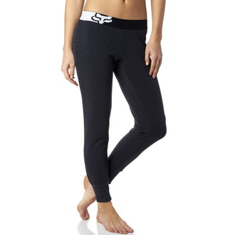 Damen Hose (Trainingshose) FOX - Certain Pant - Heather Schwarz