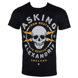 Herren T-Shirt Asking Alexandria - Danger - ROCK OFF, ROCK OFF, Asking Alexandria