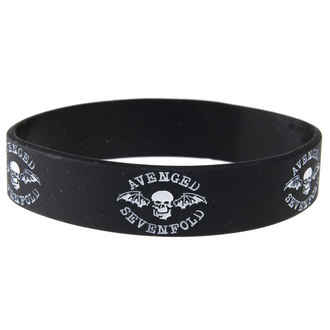 Gummiarmband Avenged Sevenfold Deathbat - ROCK OFF, ROCK OFF, Avenged Sevenfold