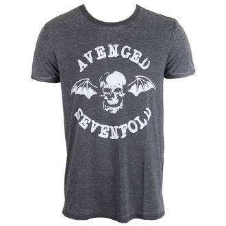 Herren T-Shirt Avenged Sevenfold - Deathbat - ROCK OFF, ROCK OFF, Avenged Sevenfold