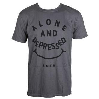 Herren T-Shirt Bring Me The Horizon - Alone And Depressed - ROCK OFF