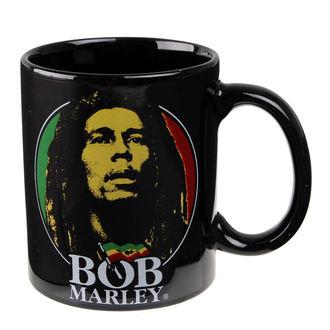 Keramiktasse Bob Marley - Logo - ROCK OFF, ROCK OFF, Bob Marley