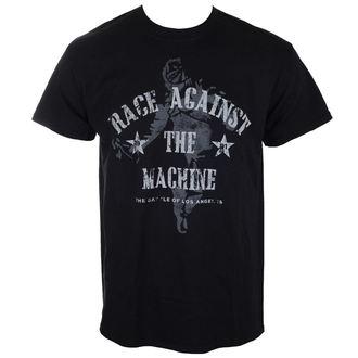 Herren T-Shirt Rage Against The Machine - Battle Black - ATMOSPHERE, NNM, Rage against the machine
