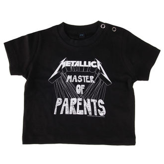 Kinder T-Shirt Metallica - Master of Parents - schwarz - ATMOSPHERE, Metallica