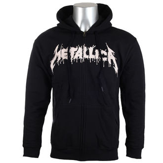 Herren Hoodie METALLICA - One Black - ATMOSPHERE, Metallica