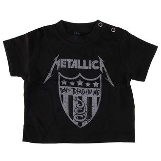 Kinder T-Shirt - Metallica - Don't Tread on Me - schwarz - ATMOSPHERE, Metallica