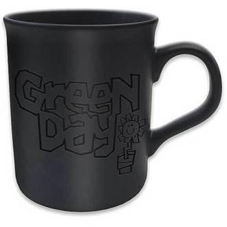 Tasse Green Day - Flowerpot Logo - ROCK OFF, ROCK OFF, Green Day