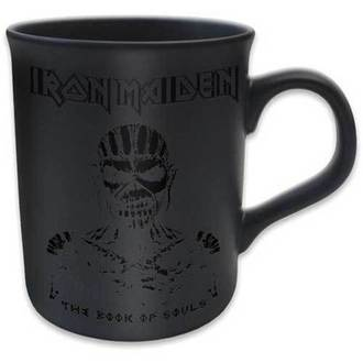 Keramiktasse Iron Maiden - Book Of Souls - ROCK OFF, ROCK OFF, Iron Maiden
