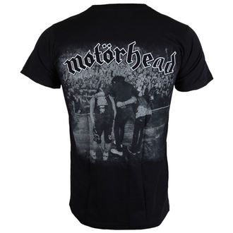 Herren T-Shirt Motörhead - Clean Your Clock B&W - ROCK OFF, ROCK OFF, Motörhead