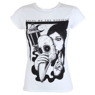 Damen T-Shirt Bring Me The Horizon - Plague - ROCK OFF, ROCK OFF, Bring Me The Horizon