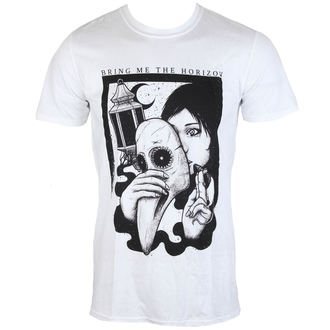 Herren T-Shirt Bring Me The Horizon - Plague - ROCK OFF, ROCK OFF, Bring Me The Horizon