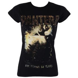 Damen T-Shirt Pantera - Original Cover - ROCK OFF, ROCK OFF, Pantera
