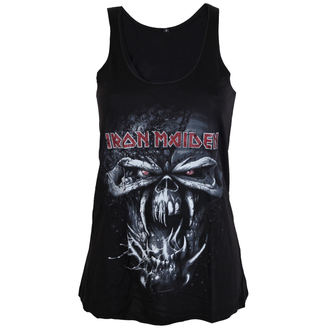 Damen Tanktop Iron Maiden - FF Eddie Distressed - ROCK OFF