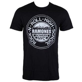 Herren T-Shirt Ramones - RNR Bowery - ROCK OFF, ROCK OFF, Ramones