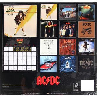 Wandkalender 2017 - AC/DC, NNM, AC-DC