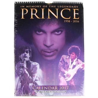 Wandkalender 2017 - Prince
