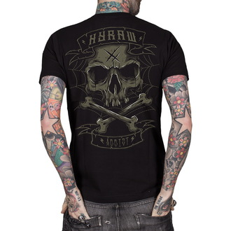 Herren T-Shirt HYRAW - Addict, HYRAW