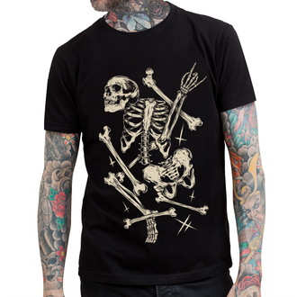 Herren T-Shirt HYRAW - Deadly Bones, HYRAW