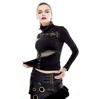 Damen T-Shirt mit langen Ärmeln PUNK RAVE - Catacomb, PUNK RAVE