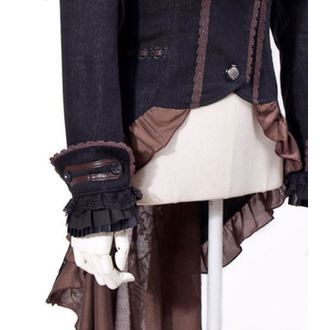 Jacke (Anzugsjacke) Damen PUNK RAVE - UMBRA - BROWN