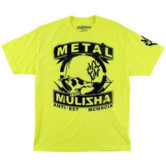 Herren T-Shirt METAL MULISHA - Rattle Day