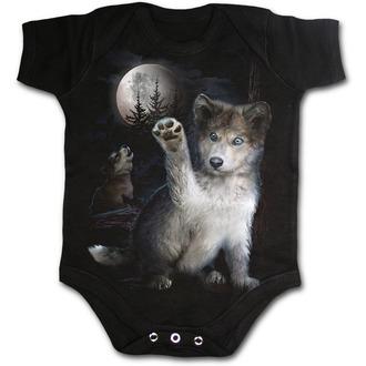 Baby Body  - SPIRAL - WOLF PUPPY, SPIRAL