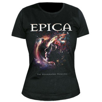 Damen T-Shirt Epica - The holographic principle - NUCLEAR BLAST, NUCLEAR BLAST, Epica